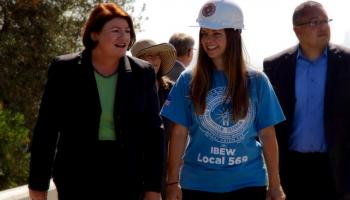 Speaker Toni Atkins_and_gretchen